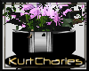 [KC]FLOWERS IN STAND