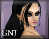 [GNJ] BLACK HAIR