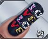 *M* Kisty Nails
