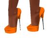 Baby Brown Heels