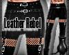 [CS Leather Rebel .Pants