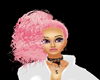 !K69! Soft Pink Up Do