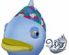 Shimmer Fish Head