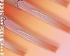 Ombre XL Nails Orange