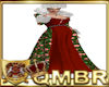 QMBR Christmas Gown 8