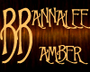 *BB* ANNALEE - Amber