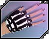 DZ| Skeleton Gloves