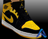 Shoes 1s Yellow