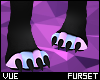 V e Wisp Feet