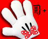 D+ Big Gloves Ribbon