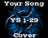 Your Song -Cover-