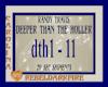 RT - Deeper Than Holler