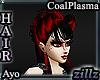 [zllz]Ayo Black Red