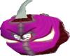 Demon Armor Head Female