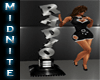 (M) Silver Radio Radio