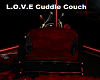 L.O.V.E Cuddle Couch