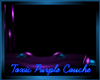 Toxic Purple Couche