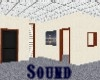 small busy office--sound