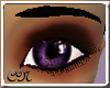 Violet Clear Female Eyes