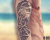 H. Tatto 2 hand.