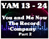 You and Me Now-Record 2