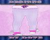 D* Girls Track Pants