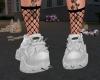 ♡ Sneakers White