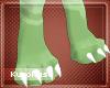 KH- Mel Furry Feet M