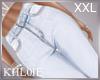 K light blue jeans XXL