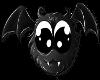 Cute Goth Bat