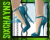 *SIX* Butterfly Heels