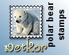 Polar Bear Stamp 1