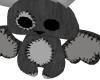 Creepy Bat Toy Pet
