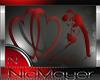 [NM] Red Night Dress
