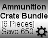 Ammunition Crate Bundle
