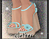clothes -Spring Wedges