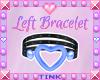 [L] Bracelet | Blue