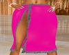 Pink Business Skirt