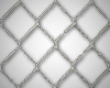 Fence Mesh For Poses