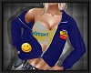 WALMART greeter jacket