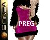 ~V~Xmas Dress PREG P/B