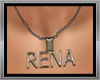 NECKLACE NAME RENA
