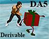 (A) Gift Box Skate