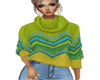 Limon'CowlNeckSweater