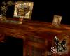 Steampunk Office Desk