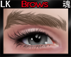 *LK* Male Brows