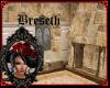Breseth Cream Castle