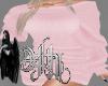 sweater tunic pink