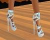 feeling blue heels