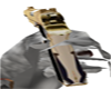 [MJK] Gold Plated Pistol